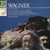 Album Wagner - Ouvertures by Ralph Hepola