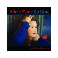 Album So Blue by Adele Zane