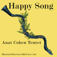 Album Happy Song by Anat Cohen