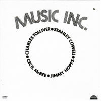 "Read ""Music Inc."" reviewed by Marc Medwin"