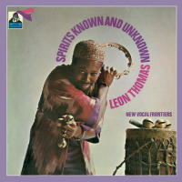 Album Spirits Known And Unknown by Leon Thomas