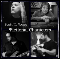 Album Fictional Characters by Scott Jones