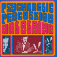 Album Psychedelic Percussion by Hal Blaine