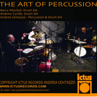 Album THE ART OF PERCUSSION by Andrea Centazzo