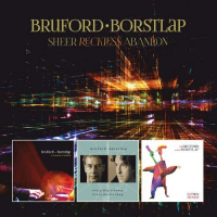 Album Sheer Reckless Abandon by Bill Bruford