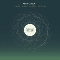 Album Overdue Ovation by Adam Larson
