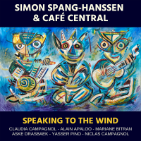 Album Speaking To The Wind by Simon Spang-Hanssen