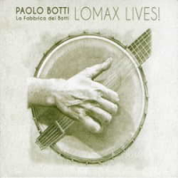 Album Lomax Lives! by Paolo Botti
