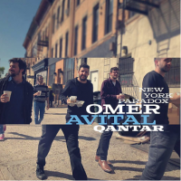 Album New York Paradox by Omer Avital