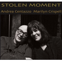 Album Stolen Moment by Andrea Centazzo