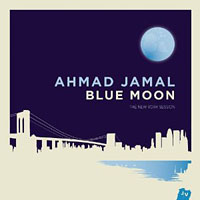 Album Blue Moon by Ahmad Jamal