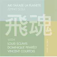 "Read ""Flying Soul"" reviewed by Glenn Astarita"