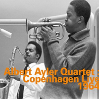 Album Copenhagen Live 1964 by Albert Ayler