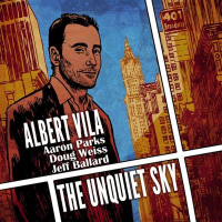 "Read ""The Unquiet Sky"" reviewed by"