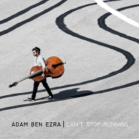 "Adam Ben Ezra Announces Release Of Debut Album ""Can't Stop Running"""