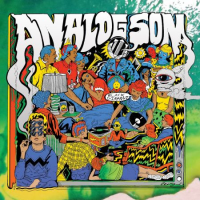 Album Black Diamond by Analog Son