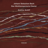 Johann Sebastian Bach:  Das Wohltemperierte Clavier