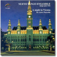 Album A night in Vienna by Pasquale Stafano