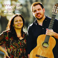 Anna Borges and Bill Ward: Receita de Samba