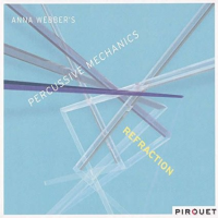 Album Refraction by Anna Webber