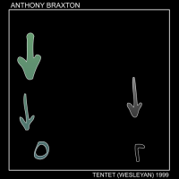 Anthony Braxton: Anthony Braxton: Tentet (Wesleyan) 1999
