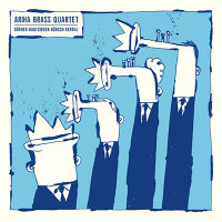 "Read ""Ariha Brass Quartet"" reviewed by Mark Corroto"