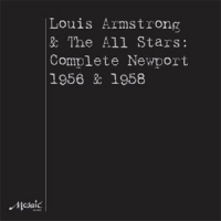"Read ""Louis Armstrong & The All Stars: Complete Newport 1956 & 1958"""
