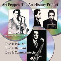 Art Pepper—Unreleased Art Vol 4