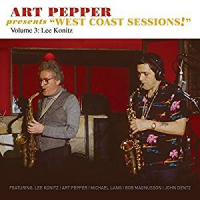 "Read Art Pepper: Presents ""West Coast Sessions"" Volumes 3 & 4"