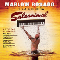 "Grammy-Winner Marlow Rosado Y La Riqueña To Release Their Newest Salsa Duro Album, ""salsanimal,"" July 29"
