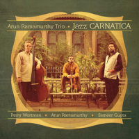 "Read ""Jazz Carnatica"" reviewed by Dan McClenaghan"