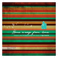 Album Home Away From Home by The Ayn Inserto Jazz Orchestra