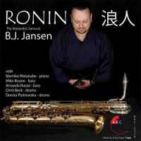 Album Ronin by BJ Jansen