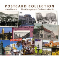 Hazel Leach / Composers' Orchestra Berlin: Postcard Collection