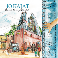 """Come To My World"" - showcase release by Jo Kaiat"