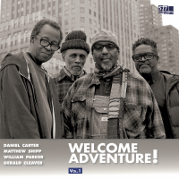 Album Welcome Adventure Vol. 1 by Daniel Carter