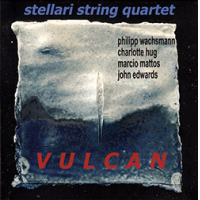Vulcan by Stellari String Quartet