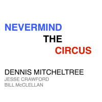 Album Nevermind The Circus by Dennis Mitcheltree