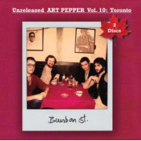 "Read ""Unreleased Art Pepper Vol. 10: Toronto"" reviewed by C. Michael Bailey"