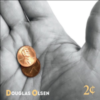 Album 2 Cents by Douglas Olsen