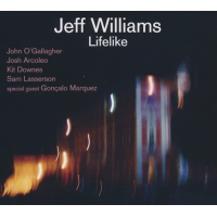 Album Lifelike by Jeff Williams