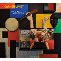Album Modern Ancestors by Carmen Lundy