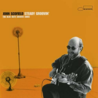 Album Steady Groovin' by John Scofield