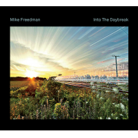 Album Into the daybreak by Mike Freedman