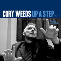 Album Up A Step by Cory Weeds