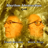 Album Rhythm Abstraction: Gold by Frank Macchia
