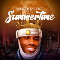 Album Summertime by Heistheartist