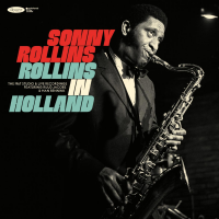 Album Rollins in Holland by Sonny Rollins