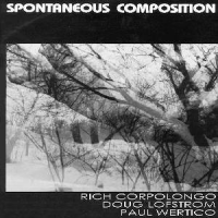 SPONTANEOUS COMPOSITION by Paul Wertico