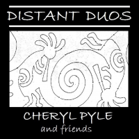"""Distant Duo with Gerry Gibbs, Cheryl pyle"" by"